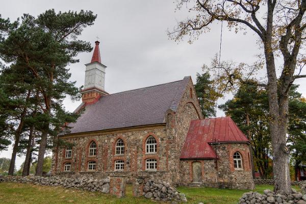 Lutherische Kirche Mikael in Häädemeeste