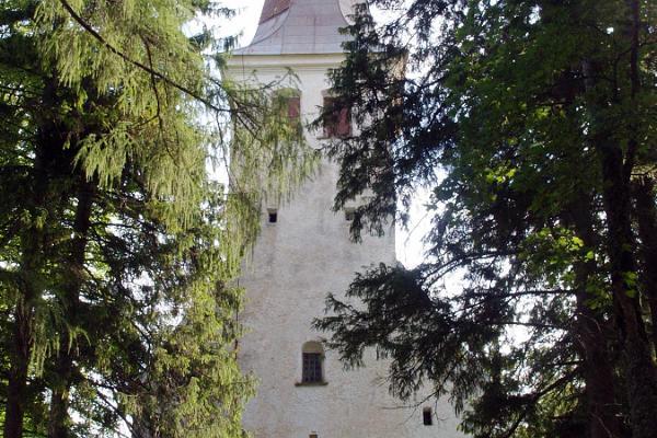 Лютеранская церковь Михкли