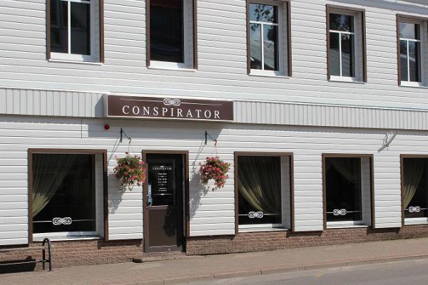 Bar Conspirator