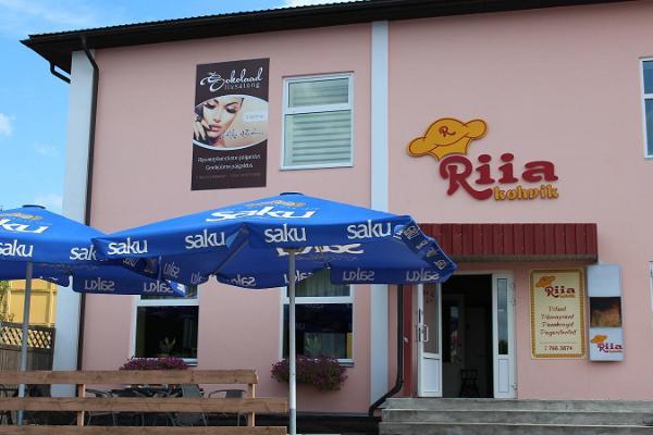 Kahvila Riia