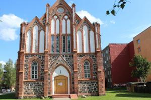 Valgas Romas katoļu Svētā gara baznīca