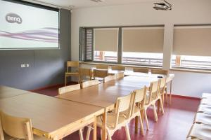 Seminar rooms of Mammaste Sports Centre