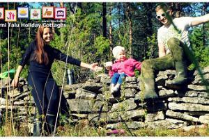 Torni Talu Puhkemajad - Saunaga peremaja