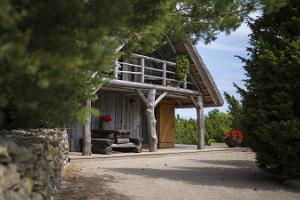 Ferienhäuser des Aadu Touristenbauernhofs