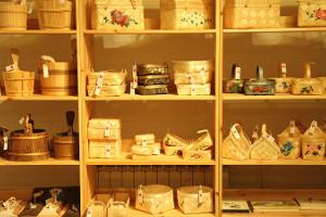 Museum shop at Sagadi Manor