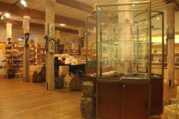 Sagadi mõisa muuseumipood