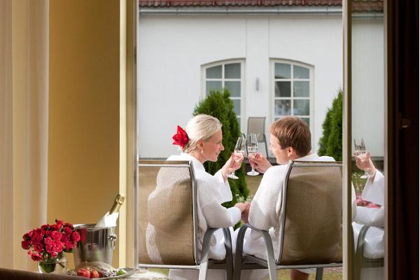 Romance in Sagadi Manor