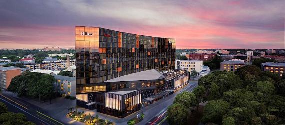 Hotell i Tallinn