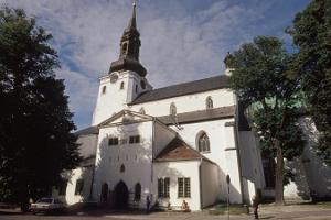Tallinas Doma baznīca un zvanu tornis