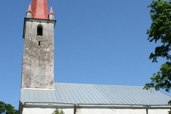 Heilige Jungfrau Maria Kirche in Ambla