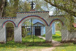 Gebetshaus der Altgläubigen in Väike-Kolkja