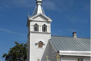 EVKL Kallastes gammaltroendes bönehus