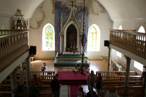 Kirche zu Jämaja