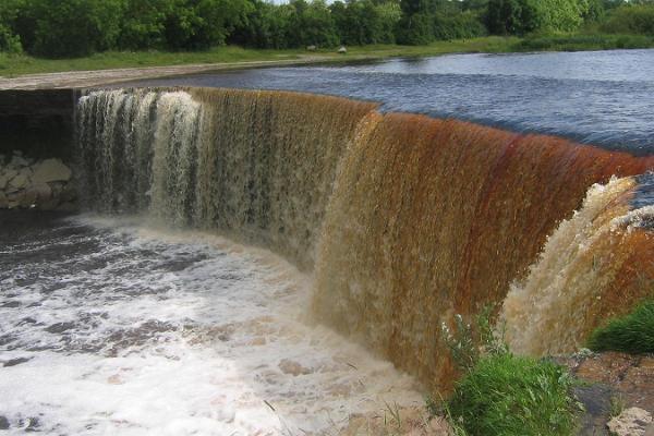Jägalan vesiputous