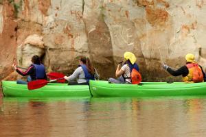 OÜ Puhka Looduses kanuumatkad Võhandu jõel