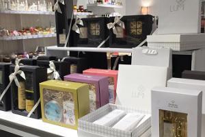 Estnisk kosmetikabutik Pillerkaar