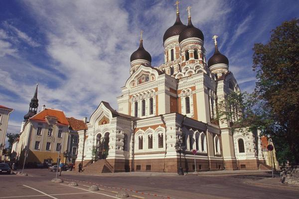 Alexander Nevskis katedral