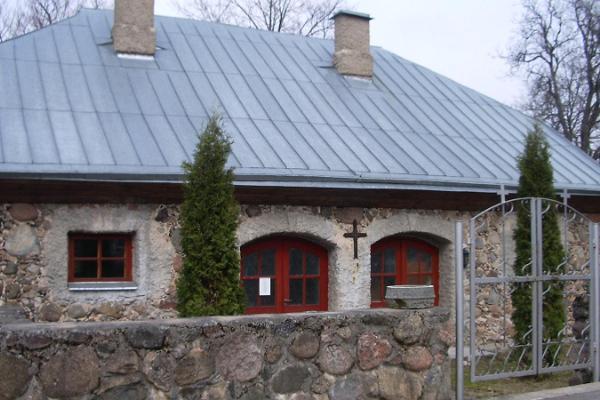 Winterkirche von Otepää