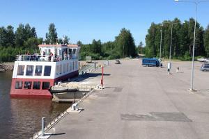 Laaksaare harbour