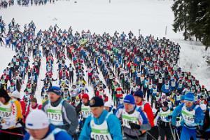 Tarton Maratonin hiihtolatu
