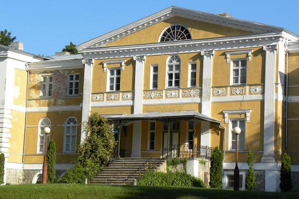 Куремааский дворец и парк