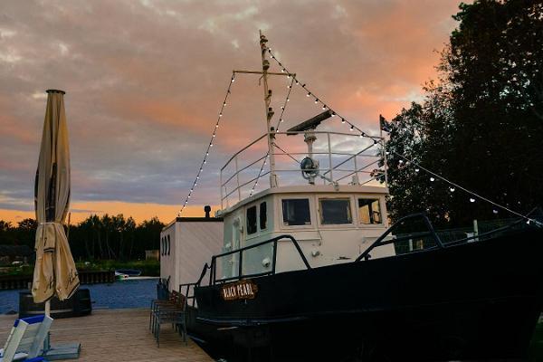Purtse yachthamn