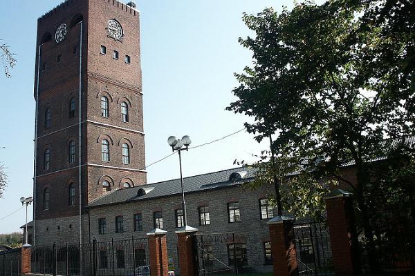 Das Bezirk Kreenholm und die Manufaktur von Kreenholm