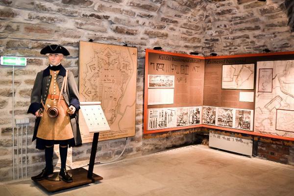 Kasematten der Victoria Bastion in Narva