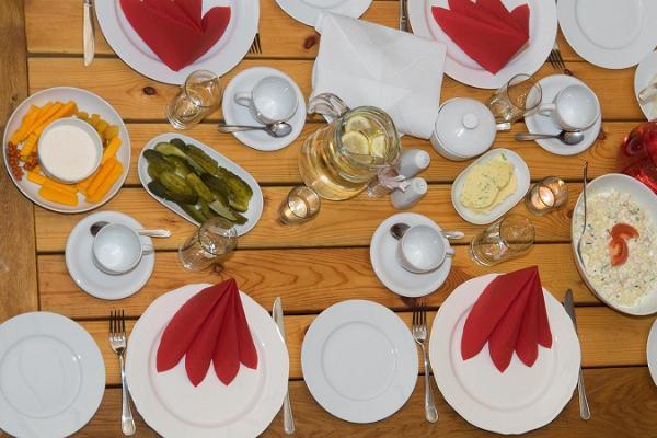 Ресторан Марта-Ловисе Гостевого дома Кипи