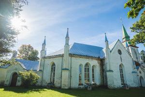 EELK Kursi Maarja-Eliisabeti kirik