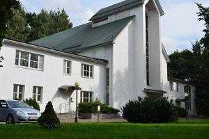 EEKBKL Tartu Golgātas baptistu draudzes baznīca