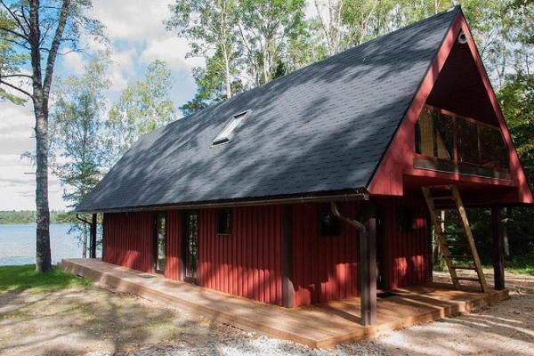 Family house Juhan at Karujärve Camping