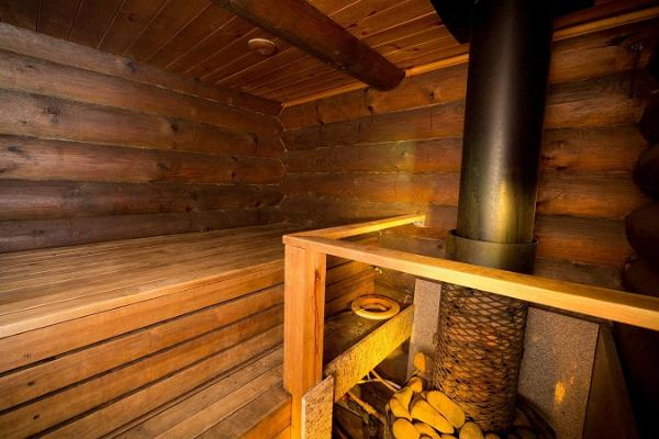 Банный домик Ella и баня-бочка