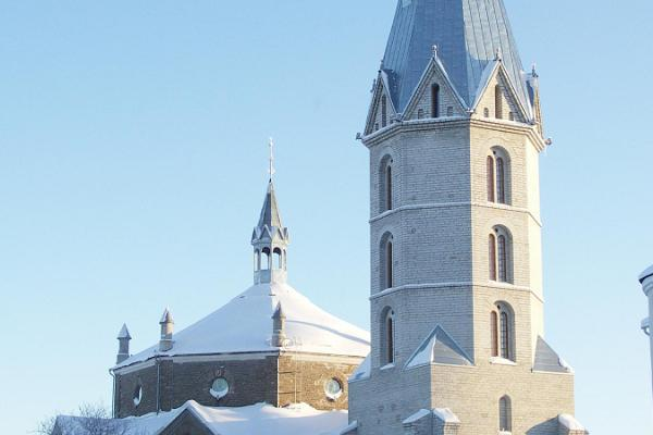Alexanderkirche in Narva