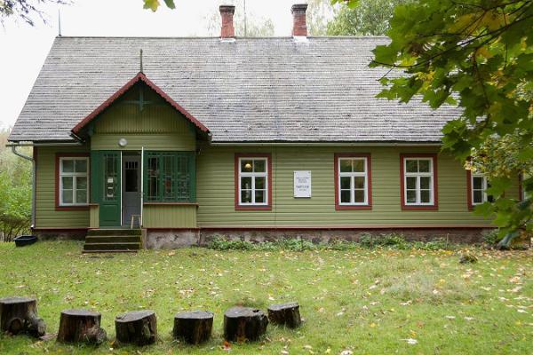 Helilooja Mart Saare majamuuseum