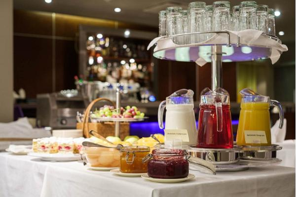 Grand Hotel Viljandis restaurang
