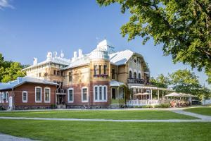 Villa Ammenden seminaaritilat