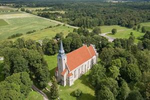St. Peter-und-Paulskirche in Kaarma