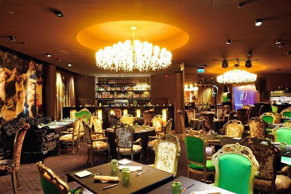 """Restorāns """"iO Restoran & Lounge"""""""