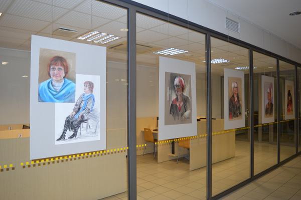 Kuressaare Kultuurikeskuse näitusesaalid