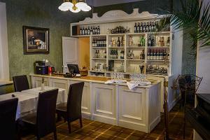 Станционный ресторан Elsa в Нымме