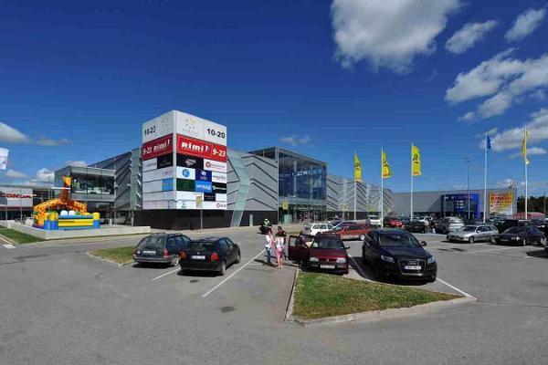 Auriga köpcentral
