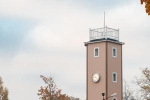 Пожарная каланча в Кярдла