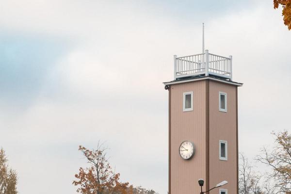 Kärdla fire station
