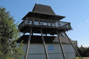 Orjaku putnu vērošanas tornis