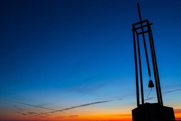 """Tahkunas minnesmärke för de omkomna på färjan """"Estonia"""""""