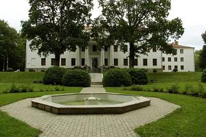 Tihemetsa Voltveti muižas ēka