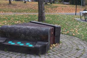Instrumentenpark von Viljandi