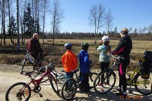Jalgratastega loomasafari Toosikannu loomapargis