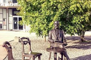 Gustav Fabergés minnesmärke